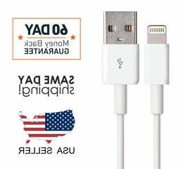 1 FT FOOT 12 inch Short USB Cable Charger for iPhone 5/S/C 6