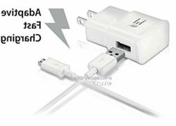 10FT Type C Cable+Adaptive Fast Charging Wall Adapter Rapid