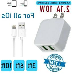 10W 12W Fast Quick Smart double USB Port wall charger Cube F