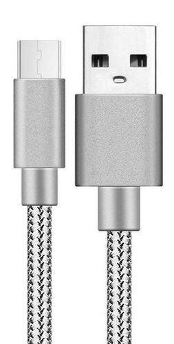 6FT Charger USB-C Braided Cable Cord for Samsung Galaxy S10