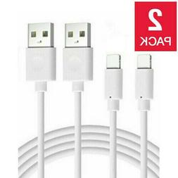 2PACK USB Charger Cable Cord For iPhone 12 11 PRO XR X XS MA
