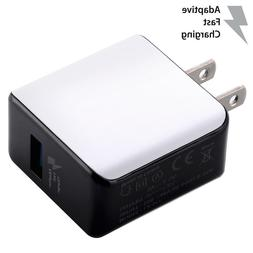 3A USB Wall Charger Fast Charge 3.0 Power Adapter For iPhone