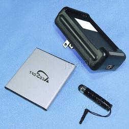 AceSoft 4600mAh Battery Travel USB Charger Pen for Samsung G
