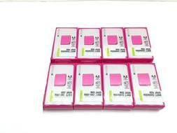 8-Pack Lot Dual USB 2.4A 10W Wall Charger Power Adapter IEC-