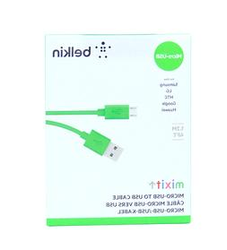 Micro USB Cable Cord Charger Sync Data Samsung S4 S6 S7 Note