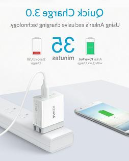 Quick Charge 3.0 Anker 18W USB Wall Charger  Pow...