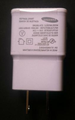 Samsung 2.0 Amp 5 Volt Wall Charger USB Adapter OEM for Gala