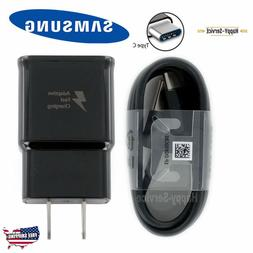 Samsung Adaptive Fast Travel Wall Charger USB C cable for Ga
