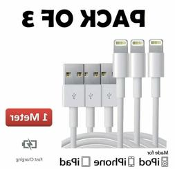 Apple Genuine Lightening USB Charger Cable White for Apple i