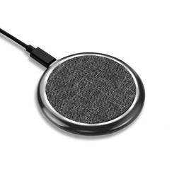AVLT-Power Fast Qi Wireless Charger 10W Pad with Zinc Alloy