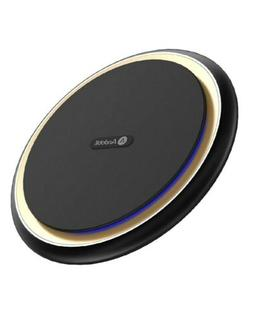 Boost 15W Fast Wireless Charger, USB-C Qi Certified Aluminum