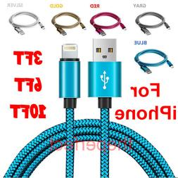 braided usb charger cable sync cord