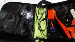 car and cell phone charger survival kit