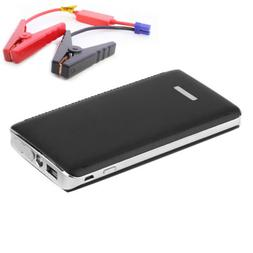 Car Jump Starter Emergency Charger USB Power Bank Backup Bat