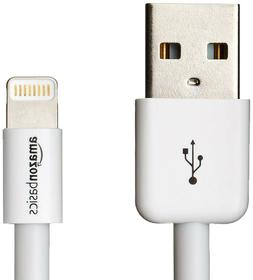 AmazonBasics Certified iPhone Lightning to USB 10 ft Charger