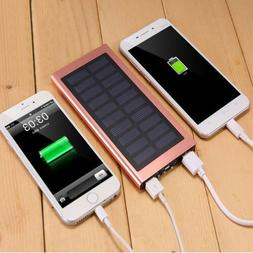 Dual USB Solar Parts For Power Bank Case Kit Ultra Thin Port