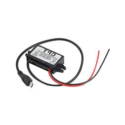 Egal Car Charger DC Converter Module 12V To 5V 3A 15W with M