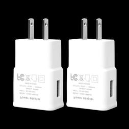 Fast Cell Phone USB 2A Wall Charger Power Adapter for Samsun