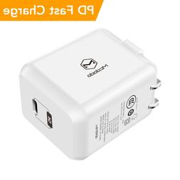 Fast Charger USB C 29W PD Travel Wall Charger