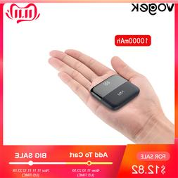 <font><b>Vogek</b></font> Mini Power Bank 10000mAh LED Displ