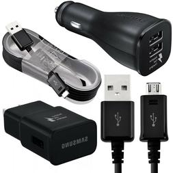 Samsung Galaxy S7 S8 S9 S10 Note 8 Fast Charging Dual USB Ca