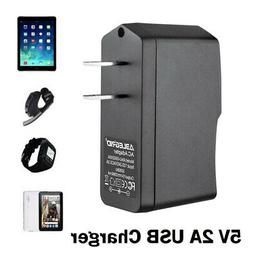 AbleGrid AC 100-240V 0.5A DC 5V 2A US Plug USB Power Adapter