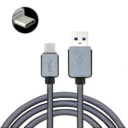 Heavy Duty USB 3.1 Type-C USB C to USB A Data Sync Charger C