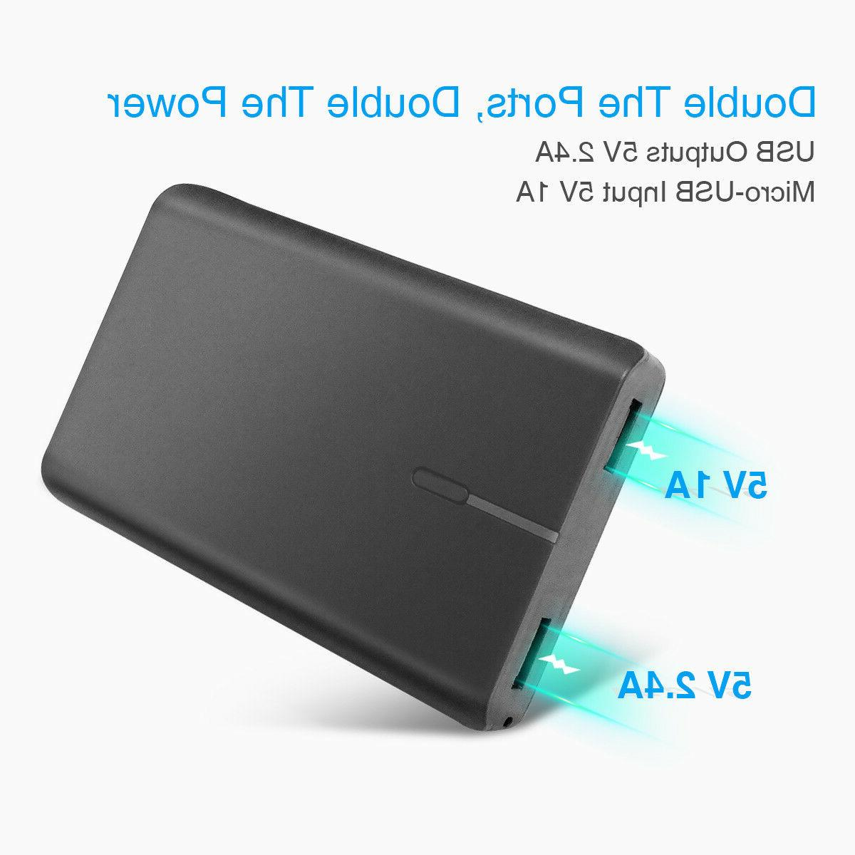 10400mah Power Backup Charger For