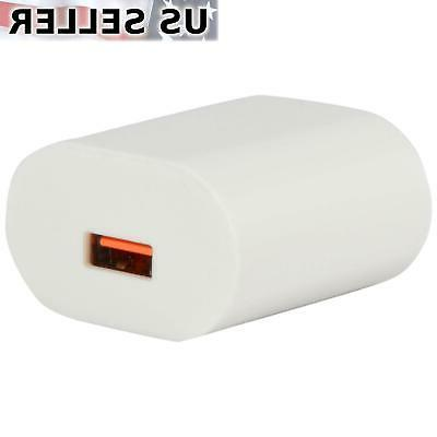 18W Quick Charger Fast Rapid USB Wall Power Adapter for LG S