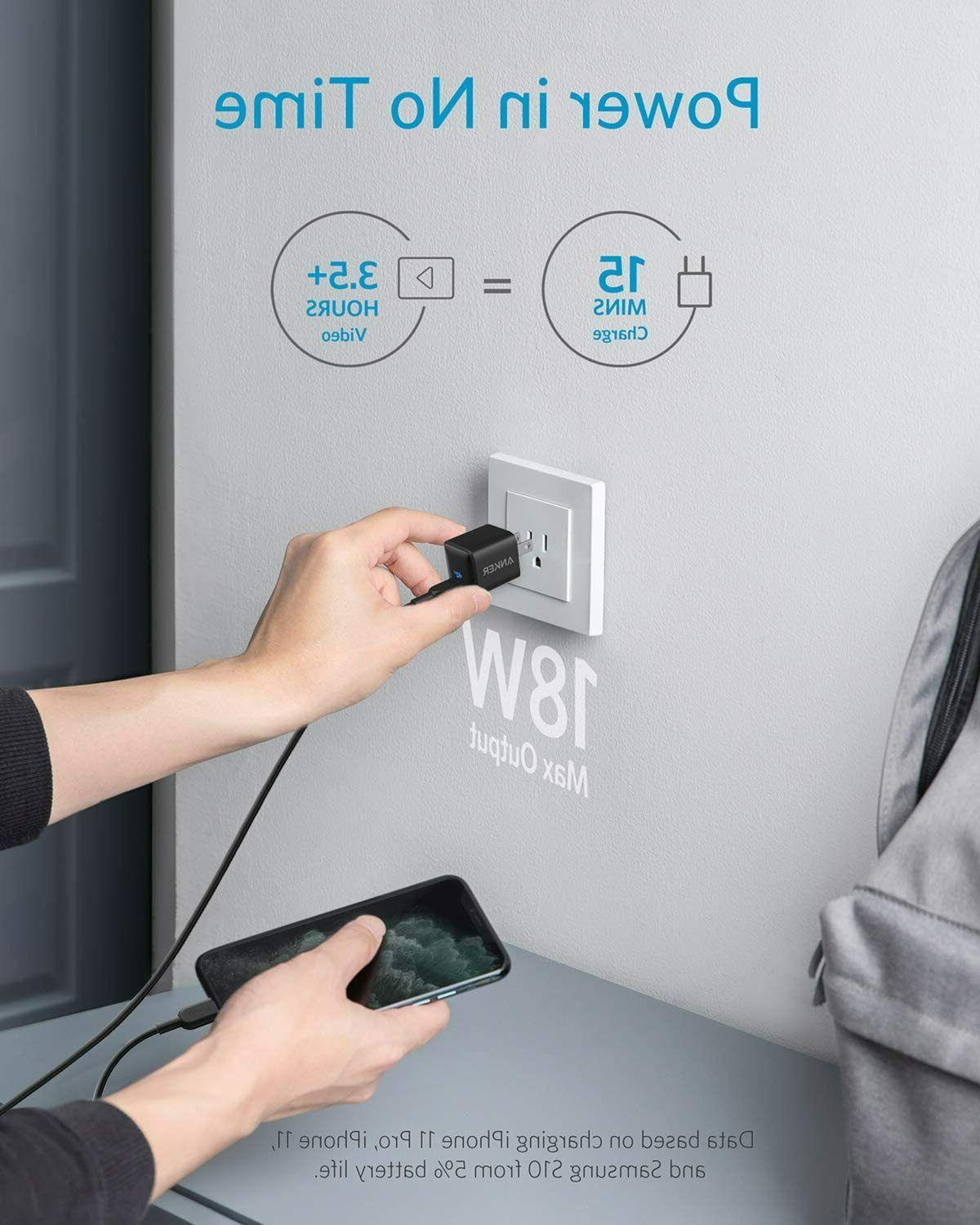 Anker PowerPort III Nano Charger PIQ 3.0 Charger