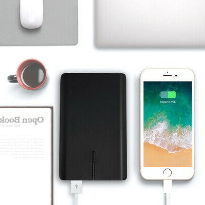 10000mAh Portable Bank USB Charger Cell XS MAX