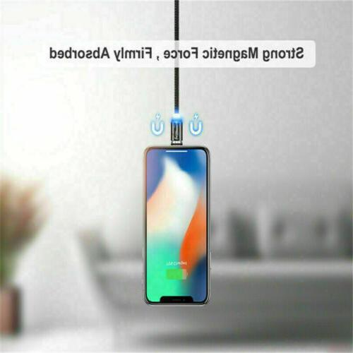 3 Fast Charging USB Charger Cord