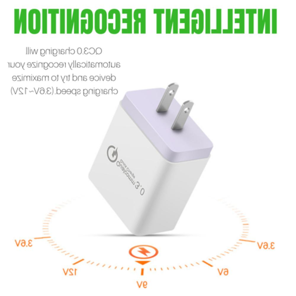 3 Fast Quick Adapter US