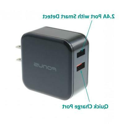 USB WALL TRAVEL CHARGER PHONE /