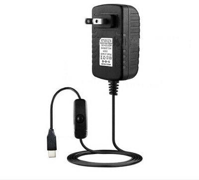 5V 3A AC/DC Charger Adapter