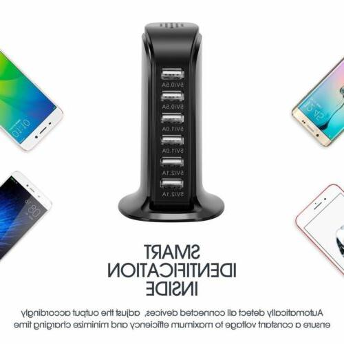 6 Charging Dock for