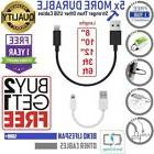 """✔8"""" 10"""" 12"""" Short 8pin USB Charger Charging Cord Wire Ligh"""