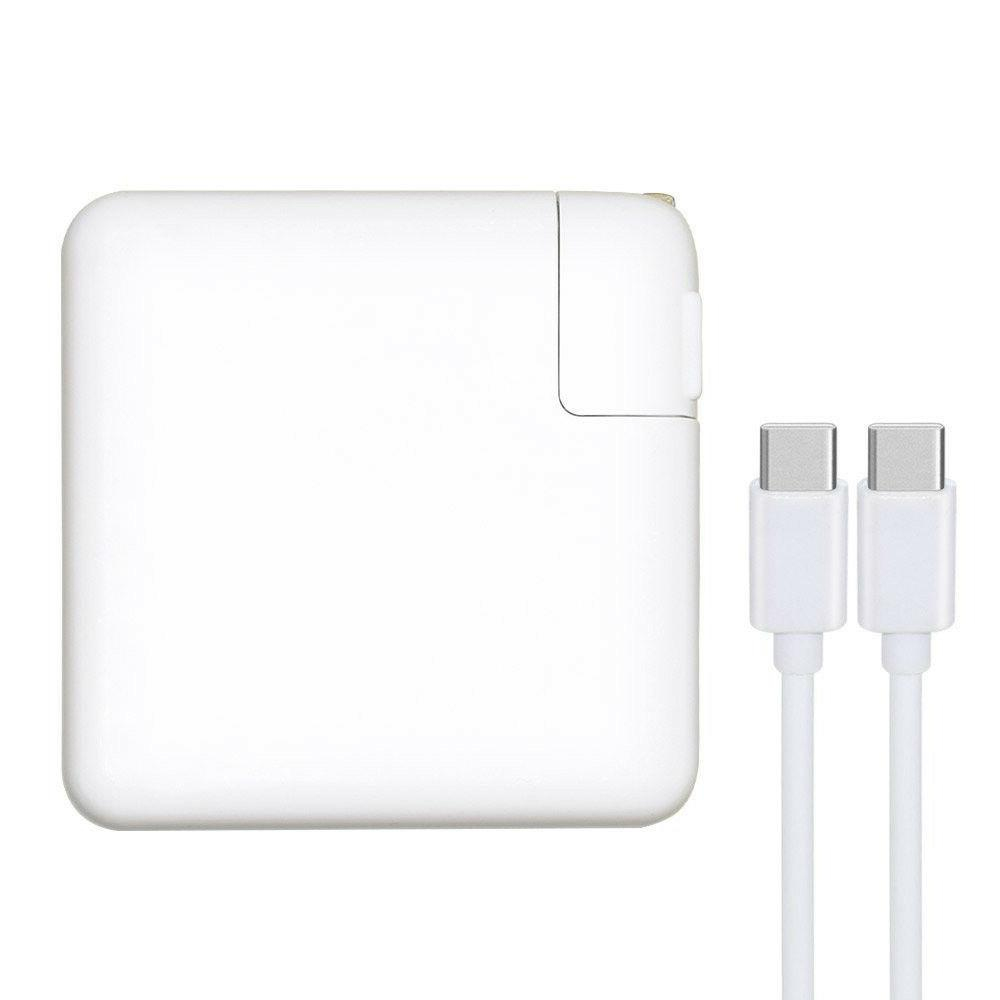 87W USB-C Power Adapter Charger For A1719 Macbook Pro 12 15