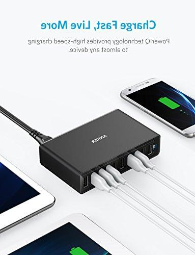 Anker for iPad Pro/Air 2/Mini, Galaxy S9/S8/S7/Edge/Plus, 5/4, Nexus, More