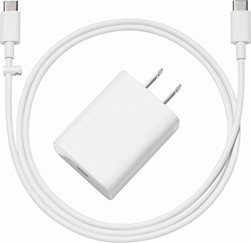 GENUINE Google Wall Charger for Pixel, XL, Pixel 2, XL - Whi
