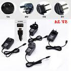DC 5V 3A Micro USB AC Adapter Wall Power Supply Charger for