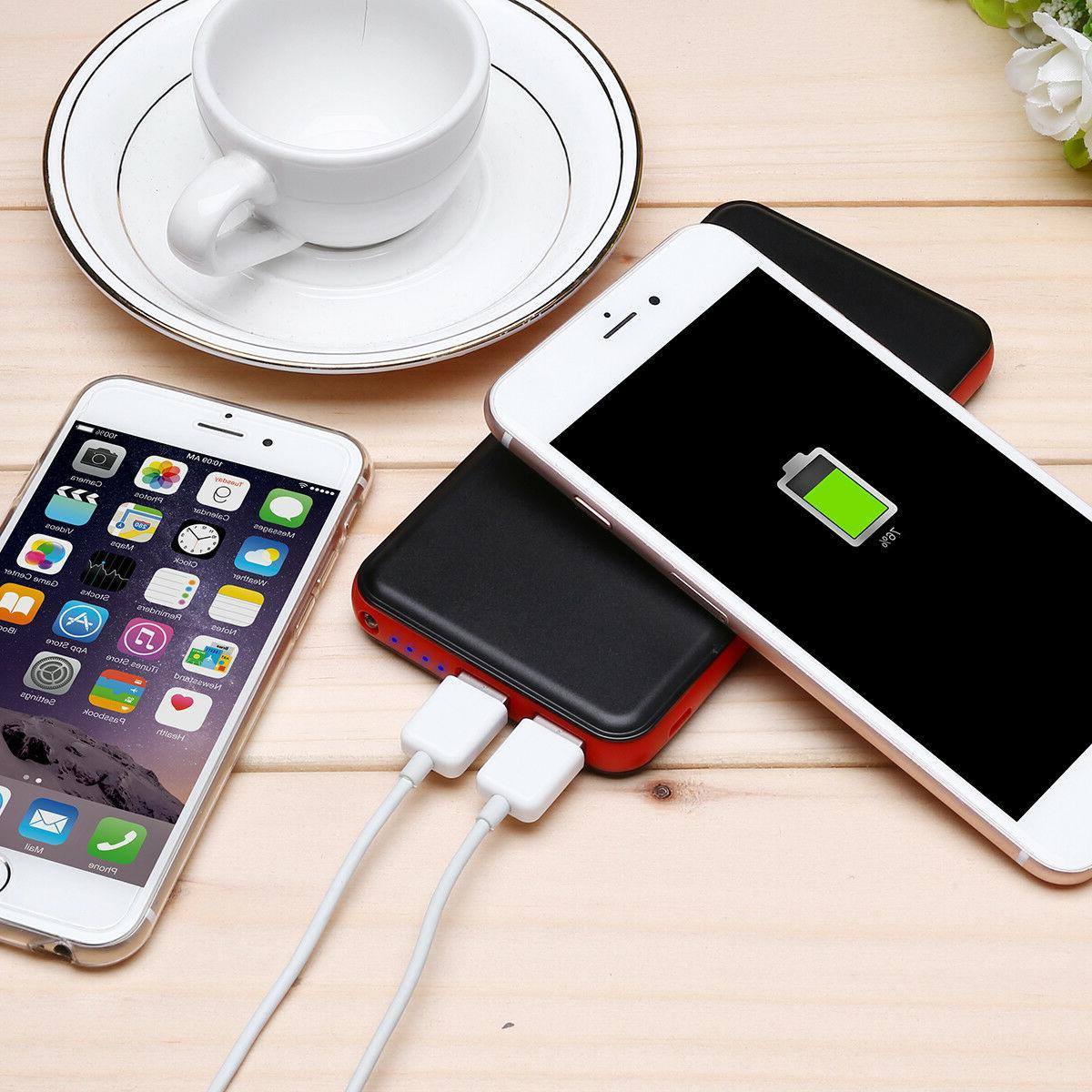 20000mAh Power Bank Portable Charger For Phone Tablets iPad iPhone LG
