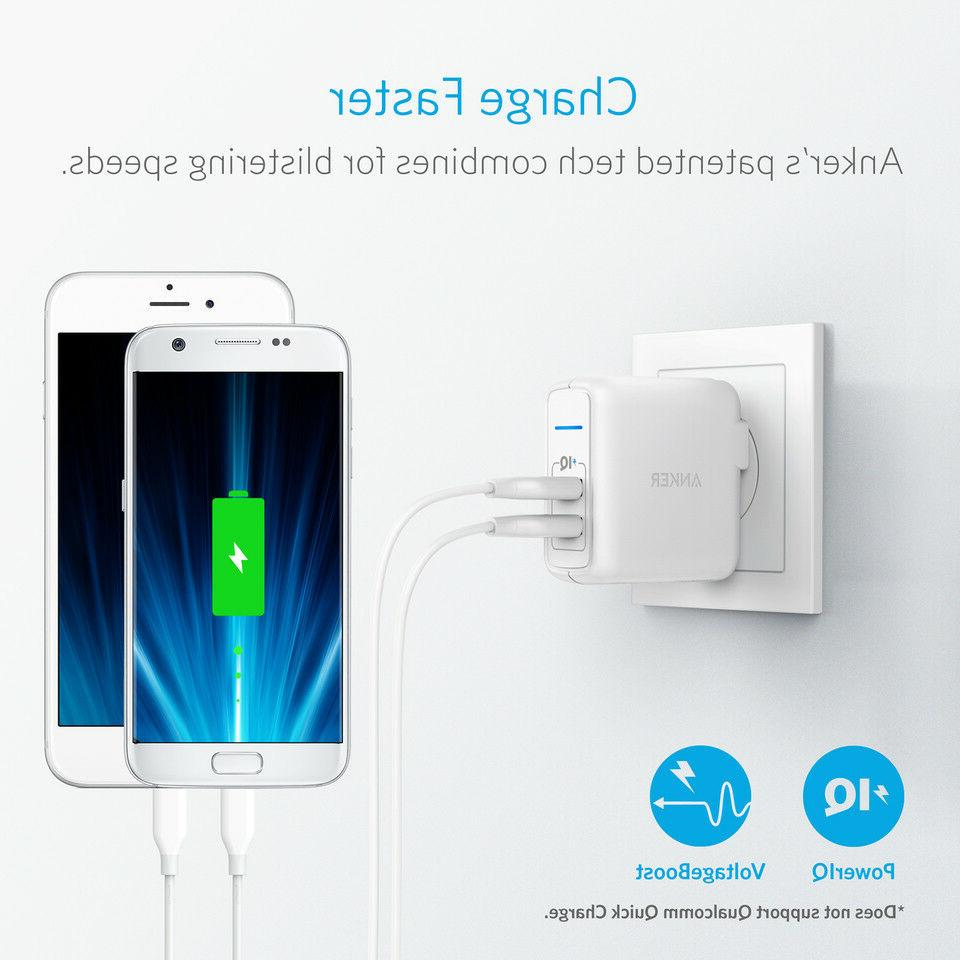 Anker Elite Charger, Charger, PowerIQ