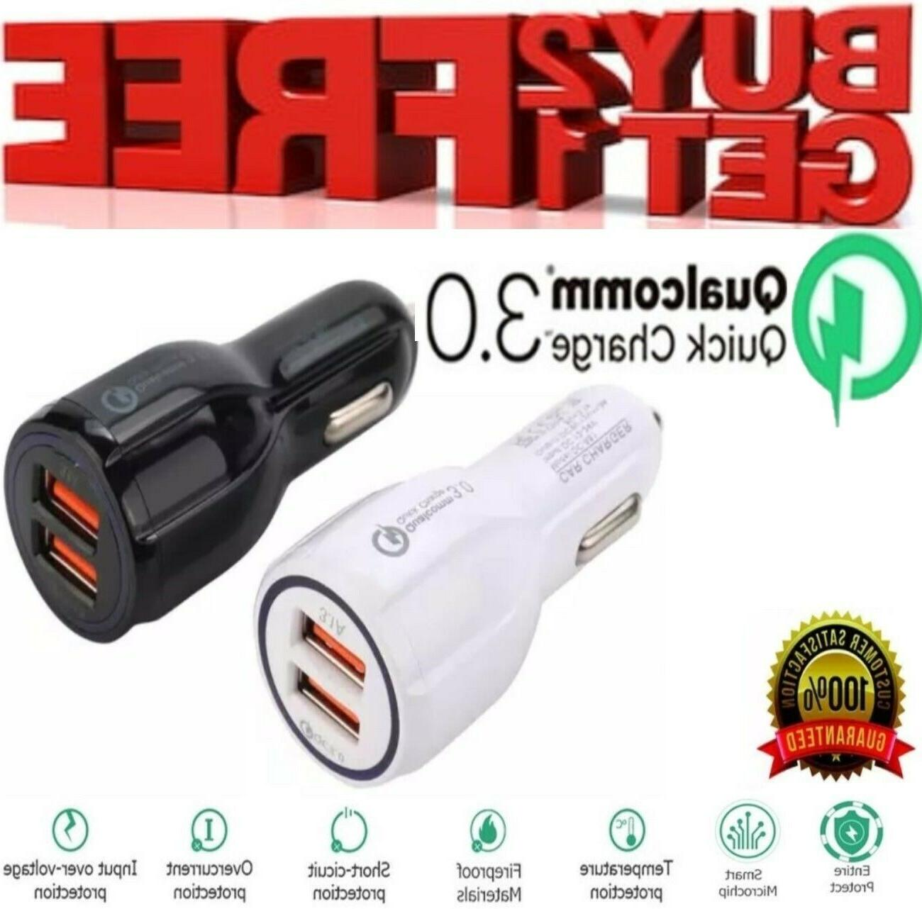fast car charger qc3 0 certified quick
