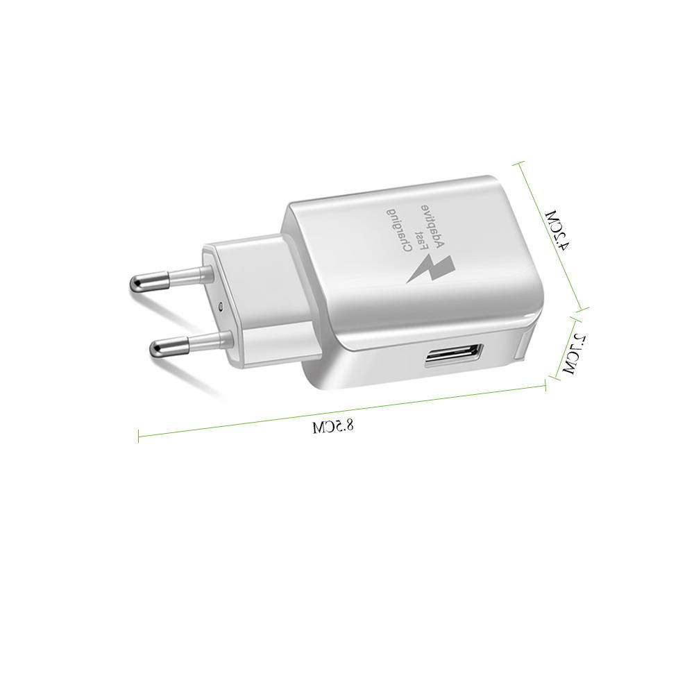 Fast <font><b>USB</b></font> Wall <font><b>5V</b></font>/2A 9V/1.67A Wall Adapter Samsung Samsung S6 for ipad