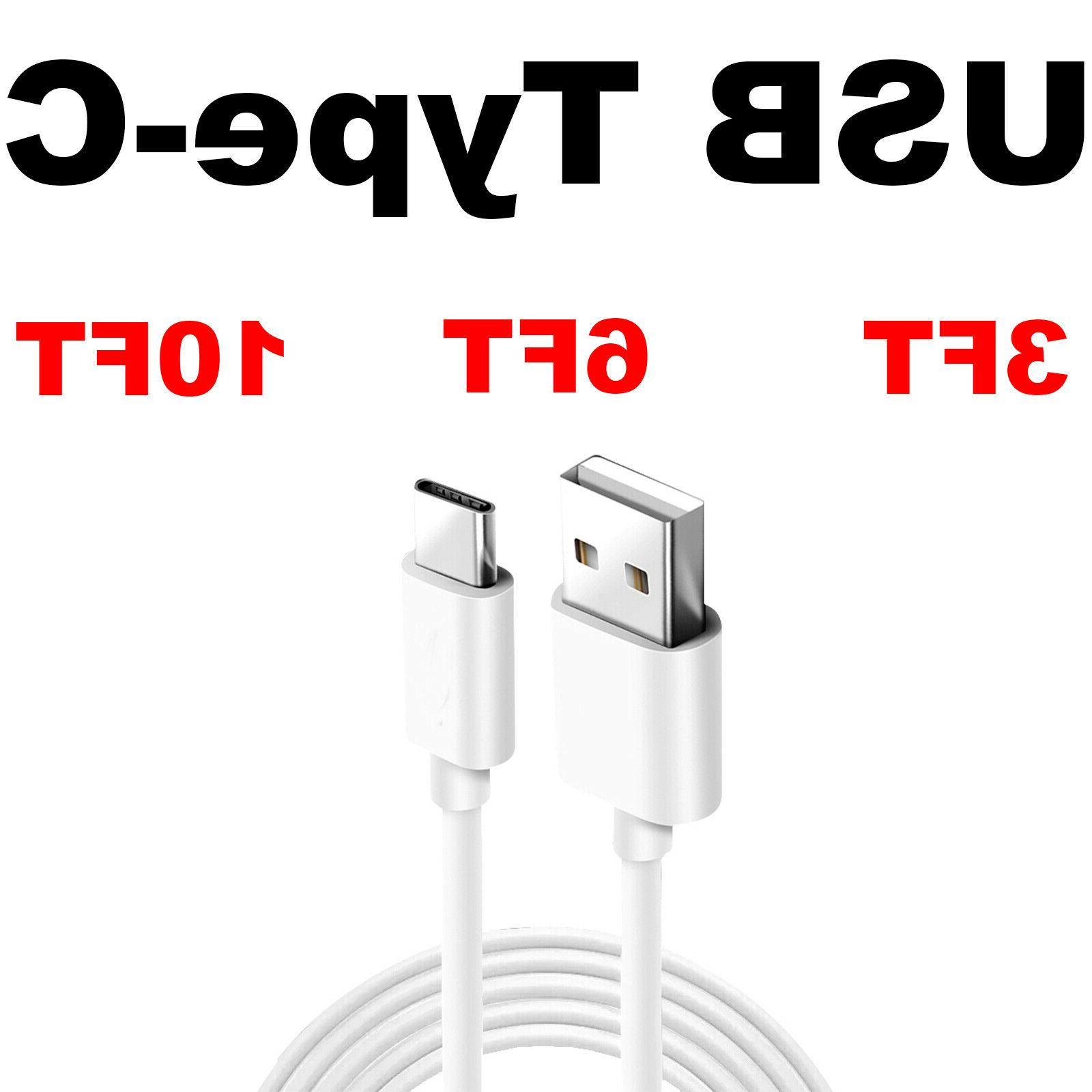 fast usb c cable charger cord type
