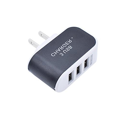 gmgod3 1a triple usb port wall home