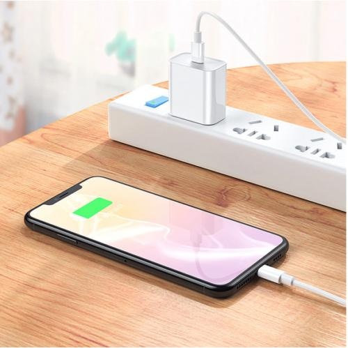 20W charger USB cable cube For 7 8 Plus 12