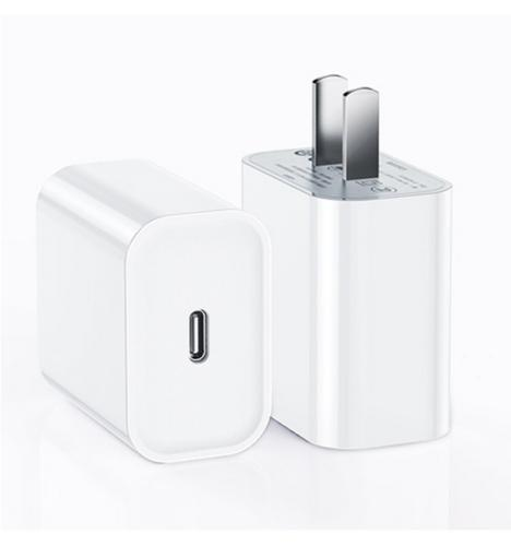 20W iPhone charger USB cable cube 8 11 Pro MAX