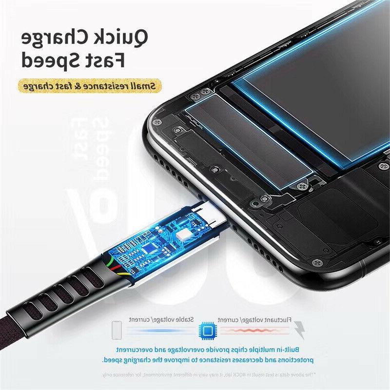 For 7 8 XS XR Lightning Cable